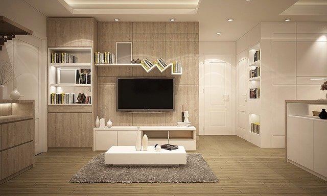 Neue Materialien bei der Wohnzimmer Einrichtung setzen Akzente in der Gemütlichkeit